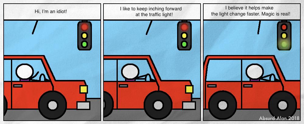 The Impatient Driver